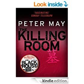 The Killing Room (The China Thrillers 3)
