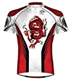 Primal Wear Double Dragon Cycling Jersey Men's Short Sleeve