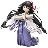 劇場版 魔法少女まどか☆マギカ 暁美ほむら-巫女服- 1/8スケール PVC製 塗装済み完成品フィギュア