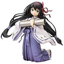 劇場版 魔法少女まどか☆マギカ 暁美ほむら-巫女服- (1/8スケール PVC塗装済み完成品)