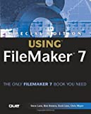 img - for Special Edition Using FileMaker 7 book / textbook / text book