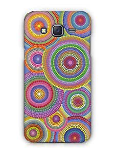 Cover Affair Patterns Printed Back Cover Case for Samsung Galaxy J5 (2016)