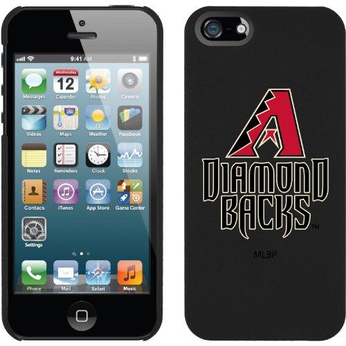 Great Price Arizona Diamondbacks design on a Black iPhone 5 Thinshield Snap-On Case by Coveroo