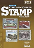 Scott Standard Postage Stamp Catalogue 2012: Countries of the World San-Z (Scott Standard Postage Stamp Catalogue Vol 6 San-Z)