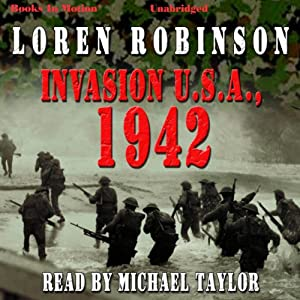 Invasion U.S.A., 1942 Audiobook