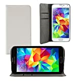 iProtect Samsung Galaxy S5 Mini S5 Dx Leder Tasche - Preisverlauf