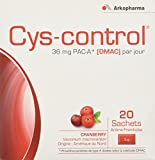 Arkopharma CYS Control 20 Sachets Complément Alimentaire 36 mg
