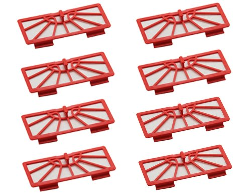 Shp-Zone 8 X Replacement Filter For Neato Xv-11 Xv-12 Xv-14 Xv-15 Xv-21 front-615872
