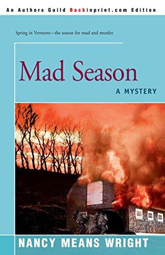 Mad Season (Ruth Willmarth, #1)