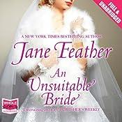 An Unsuitable Bride | Jane Feather