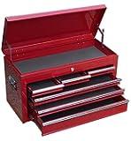 0207 チェスト ツールボックス キャビネット 工具箱 赤