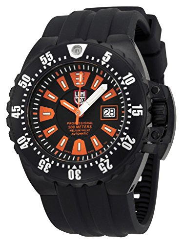 Luminox Deep Dive Automatic 1500 Series Black Dial Men's watch #1509 - 51dDHdgSyQL - Luminox Deep Dive Automatic 1500 Series Black Dial Men's watch #1509
