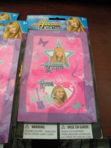 Disney Hannah Montana Magnet Activities Set