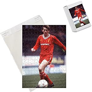 Photo Jigsaw Puzzle Of Kenny Dalglish Liverpool 19841985 From Fotosports from Media Storehouse