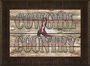 Cowgirl Country By Todd Thunstedt Annie Oakley Side Winchester Remington