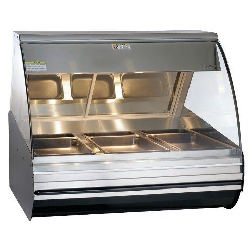 "Alto-Shaam Halo Heat 48"" Heated Deli Display Case"
