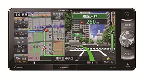 Pioneer 7V型ワイドVGAワンセグTV/DVD-V/CD/SD/チューナー・DSP AV一体型メモリーナビゲーション AVIC-RW33