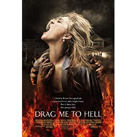 DrAg mE tO HeLl OrIgInAl MoViE PoStEr sInGle Sided 27 x40