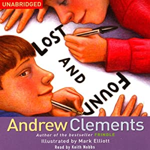 Lost and Found | [Andrew Clements]