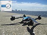 ◆ MJX X500B / C4010 (720p) for iOS(iPhone,iPad)、Android OS ◆ MODE1,2,3,4対応、ワンキーリターン、リアルタイムビュー、ビデオ撮影。ヘッドレスモード、3D宙返り *【安心参考和訳付き】