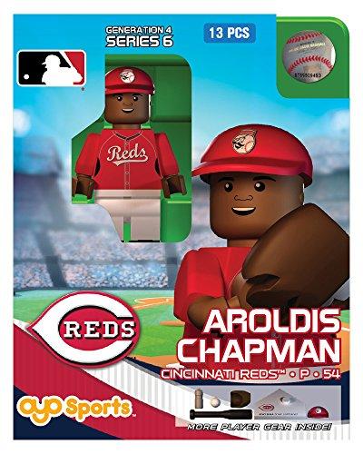 Aroldis Chapman MLB Cincinnati Reds Oyo G4S6 Minifigure
