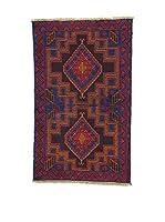 L'Eden del Tappeto Alfombra Beluchistan Multicolor 85 x 140 cm
