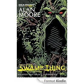 Saga of the Swamp Thing Book Five
