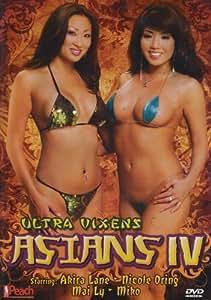 Ultra Vixens: Asians 4