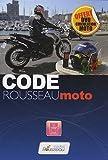 echange, troc Codes Rousseau - Code Rousseau Moto : Permis A - A1 (1DVD)