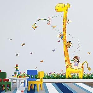 walpus wand aufkleber kinder giraffe h henma. Black Bedroom Furniture Sets. Home Design Ideas