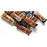 Doctor's CarbRite Diet Sugar Free Bar - MIXED Flavors, 2-Ounce Bars, 12-Count (Mixed Flavors, 12 Bars)