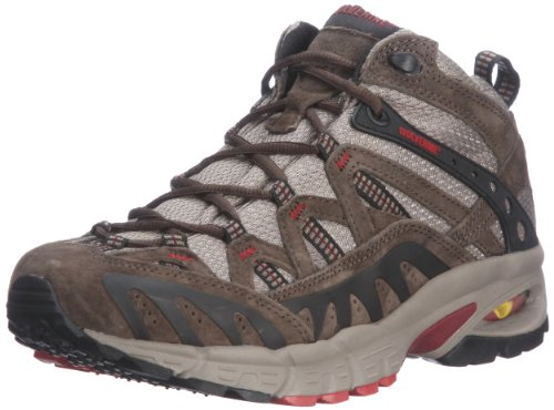 Wolverine Men's Terrain Mid Sneakers,Green,14 M