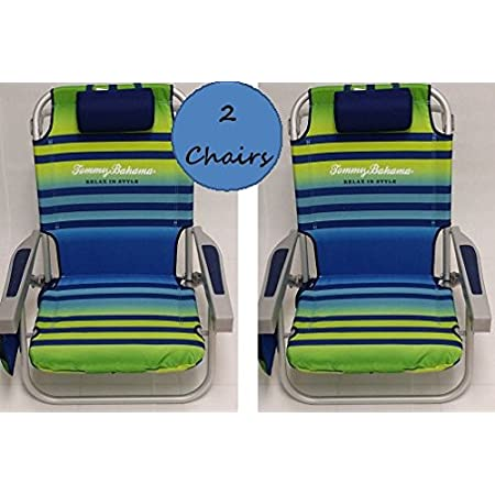 A bundle of 2 Tommy Bahama beach chairs