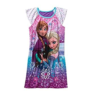 frozen anna and elsa nightgowns car interior design