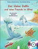 Der kleine Delfin und seine Freunde im Meer: Eine Geschichte
