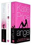 Katie Price Katie Price 3 Books Collection Set (Jordan) RRP £20.97 (Katie Price Collection) (Angel, Angel Uncovered, Crystal)