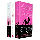 Katie Price 3 Books Collection Set (Jordan) RRP �20.97 (Katie Price Collection) (Angel, Angel Uncovered, Crystal)by Katie Price