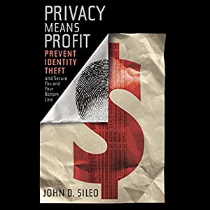 Privacy Means Profit Audiobook
