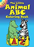 The Little Animal ABC Coloring Book (Dover Little Activity Books)