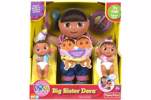 Fisher-Price® Dora the Explorer: Big Sister Dora