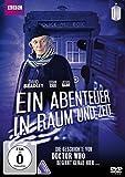 DVD Cover 'Ein Abenteuer in Raum und Zeit - Die Geschichte von Doctor Who beginnt genau hier ...