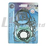Full Gaskets Set/Kit for Honda CR250R CR 250 R 85-91 Motorcycle