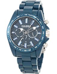 Haurex Italy Men's B0366UB2 Aston Green Multi-Function Watch