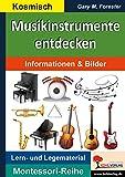 Musikinstrumente entdecken: Informationen & Bilder