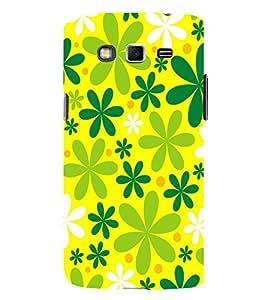EPICCASE Floral power Mobile Back Case Cover For Samsung Galaxy Grand Max (Designer Case)