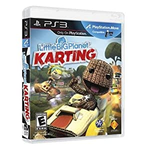 PS3 Little Big Planet Karting (98254) -
