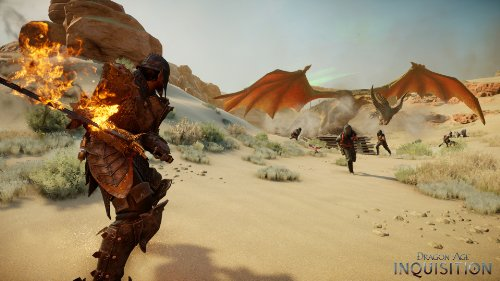 Dragon Age Inquisition  galerija