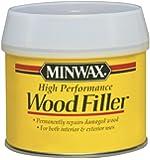 Minwax High-Performance Wood Filler, 12-Ounce Can #21600