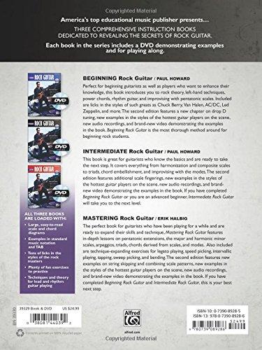 Complete Rock Guitar Method: Intermediate Rock Guitar: The Complete Rock Guitar Method (Complete Method)