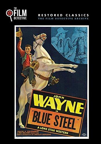 DVD : Blue Steel